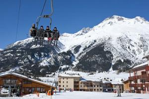 ski hiver
